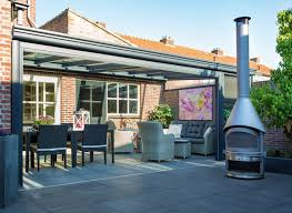 laminated glass patio roofs in