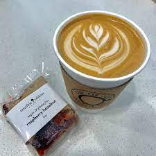 It's the thing to do first thing in the morning: Cup Of Joe Coffee Company Brooklyn New York Bakery Happycow