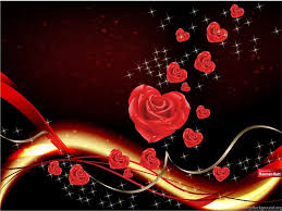 love roses and hearts wallpapers. Brilliant Roses And Love Roses Hearts Wallpapers