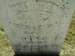 Delia Crosby Lanpher (1827-1861) - Find A Grave Memorial