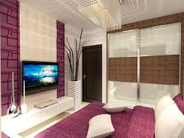 bedroom with tv. Living Room Cozy Withtv Also Glow Ceiling And White L Shaped Sofa Nice Small Tv Interior Bedroom With W