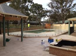 Decorative Pool Fence Pool Fencing Aliglass Solutions