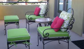 wrought iron vintage patio furniture. Cozy Vintage Wrought Iron Patio Furniture