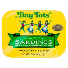 Small Picture King Oscar Tiny Tots Sardines in Olive Oil 375oz Target