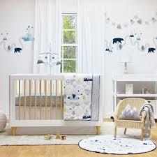 lolli living traveller 4 piece nursery set