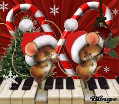 Christmas Mice Picture #102940808 | Blingee.com