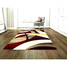 8x11 area rugs area rugs home hand carved red abstract rug 8 x free ivory