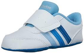 Adidas Crib Shoe Size Chart Adidas Kids V Jog Crib Infant Toddler Sneaker