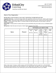 Sample Order Form Food Order Form Template Besttemplates24 Sample Order Templates 1