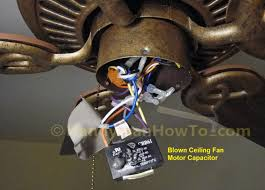 harbor bay ceiling fan wiring diagram wiring diagram schematics how to replace a ceiling fan motor capacitor