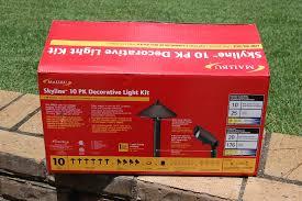 malibu 10 pack light kit
