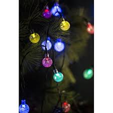 lighting outdoor trees. Urgod Outdoor Patio Decoration 30 Clear Globe LED Bulbs 20FT Twinkle String Lights For Commercial Use, Vintage Backyard Lights, Wedding Light Lighting Trees N