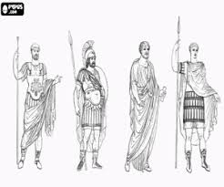 Roman Empire Coloring Pages Printable Games 2