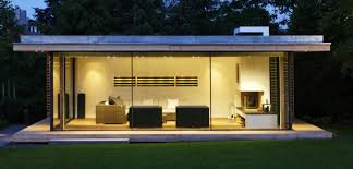 designing contemporary garden rooms with minimal windows iq glass minimal windows