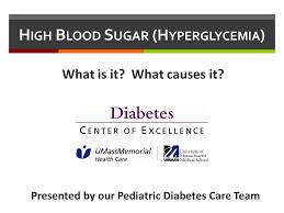 Pedi Slideshow Hyperglycemia