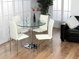 lovely glass round dining table and chairs round table dining room small round dining table set