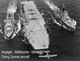 「HMAS Voyager (D04) crashed」の画像検索結果