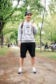 nike outfits for men. men\u0027s fashion- fake sweater. cap. shorts. nike outfits for men