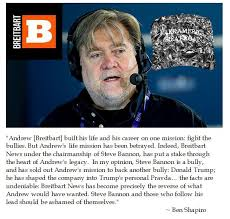 Bannon Quotes Awesome Ex Editor In Chief Ben Shapiro Analyzes How Steve Bannon Ruined