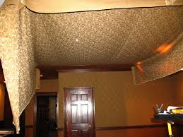 Painting an Unfinished Basement Ceiling Ideas How to Finish the