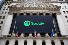 Spotify Ipo Closes With Over 26b Valuation In First Day Of