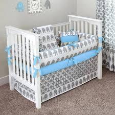 gray elephant crib bedding photo 5 of 8 baby boy elephant bedding and curtain charming blue gray elephant crib bedding