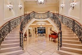 Awesome Marble Staircase
