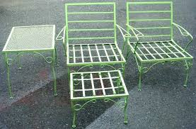 Green wrought iron patio furniture Colorful Metal Antique Wrought Iron Patio Furniture Green Vintage Woodard House Templates Source Decoration Antique Wrought Iron Patio Furniture Green Vintage Woodard House
