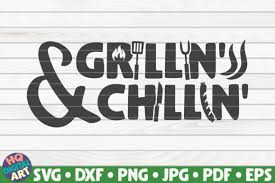 This logo is compatible with eps, ai, psd and adobe pdf formats. 26 Grill Svg Bundle Designs Graphics
