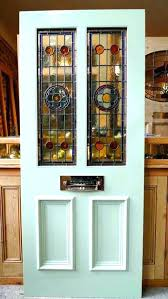 stain glass door panels stained glass doors style 2 panel stained glass front door dream doors