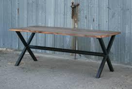 modern industrial furniture. Modern Industrial Dining Table Furniture