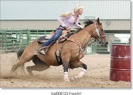 n burn cowgirl horse