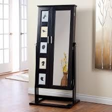belham living photo frames jewelry armoire cheval mirror espresso com