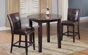 gray for and dining glass height distressed inch target setting furniture roun counter set table linens