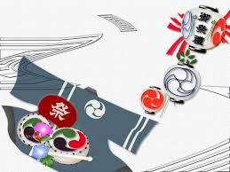 日本の夏と夏祭りのイラストデスクトップ壁紙artjdt