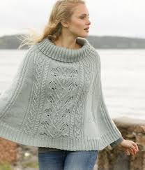 Free Knitted Poncho Patterns Stunning Poncho Knitting Patterns In The Loop Knitting