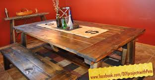 how to build a farmhouse table the most plete video episode 7 you