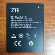 <b>Original Li3821T43P3h745741</b> 2150mAh Battery For ZTE BLADE ...
