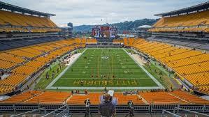Stadium Series Heinz Field Seating Chart Heinz Field Pittsburgh Pennsylvania Heinz Field