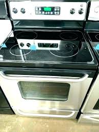 glass top range glass top electric stove glass top electric stove glass top range full size glass top range