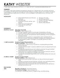 Technical Support Engineer Cover Letter Sarahepps Com