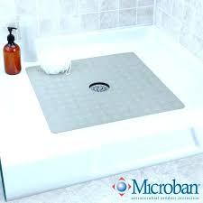 bathtub mats rubber shower mat square safety bath mats without suction cups bathtub mats for textured