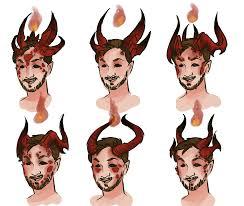 Demon Horn Designs Which Horns Do I Like Tumblr