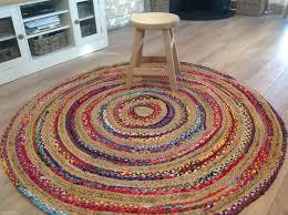 multi coloured rug burn