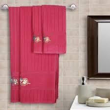 bathroom accessories set in