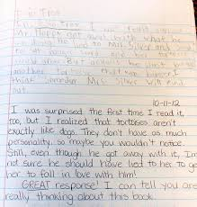 best reader s response journals images teaching  respond as if it is a conversation or a letter · reading response