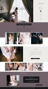 Showit Website Design Template Photography Portfolio