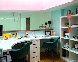 Home office small gallery home Blue Small Collierotaryclub Small Room Office Ideas View In Gallery Home Small Home Office Guest
