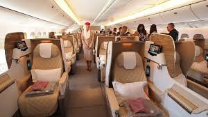 It was a very pleasant. Boeing 777 200lr Business Class Tour Emirates Airline Youtube