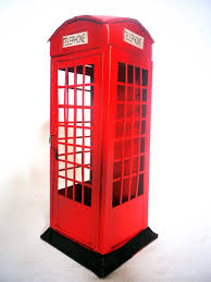 Cabina telefonica londres en mercado libre méxico